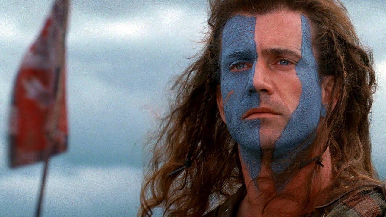 Braveheart: William Wallace Freedom Speech [Full HD] - YouTube