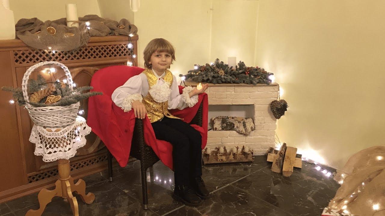 Christmas Eve Christmas Composer Elisey Mysin Youtube