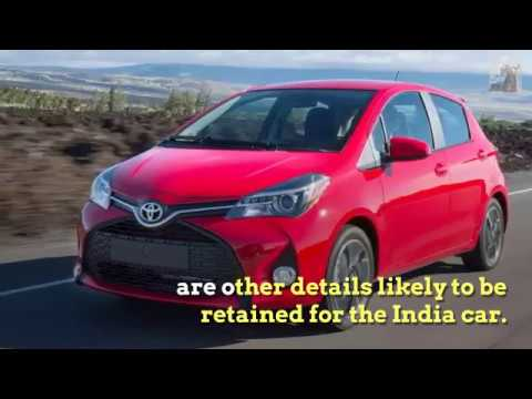 Toyota Yaris Trd India Grand New Veloz 1.3 Matic 2018 Price In Sedan Hatchback Specifications Features