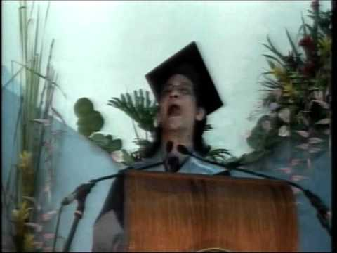 Commencement Speech of Jonny Salvador at Ateneo HS 2012 Graduation