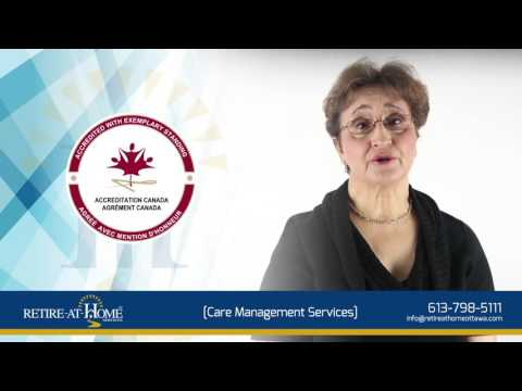 Care Management Services - Retire-At-Home - Ottawa