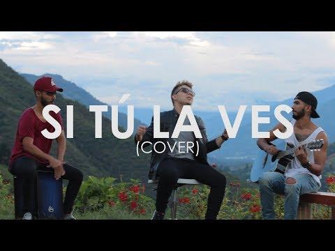 Nicky Jam Ft. Wisin - Si Tú La Ves (Cristian Osorno Cover)
