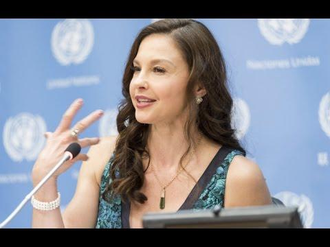 Ashley Judd ได้รับแต่งตั้งให้เป็นทูตสันถวไมตรีของ UNFPA