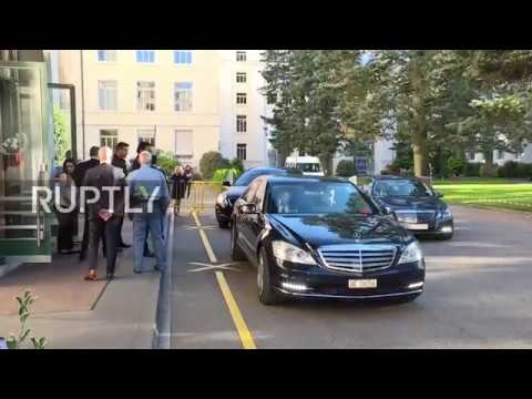 Switzerland: De Mistura holds talks with Syrian government and HNC in Geneva