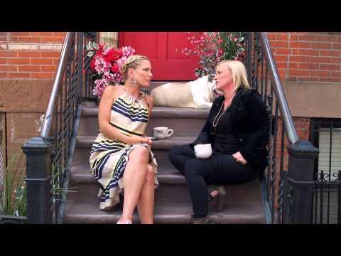 Talk Stoop featuring Patricia Arquette
