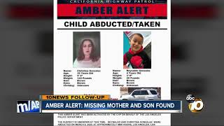 An amber alert issued out of los angeles has been deactivated.