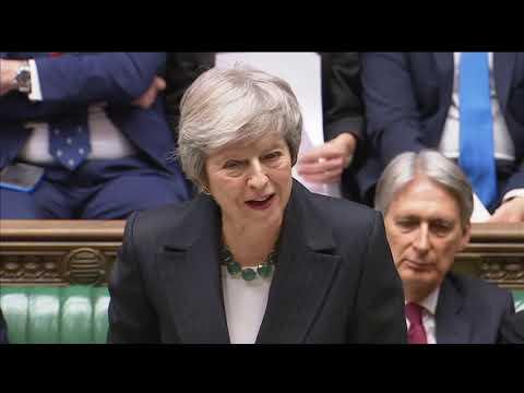 Prime Minister's statement on EU exit negotiations: 15 November 2018