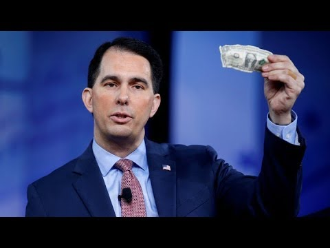 Wisconsin GOP Hijacks Democracy With Insane Power Grab
