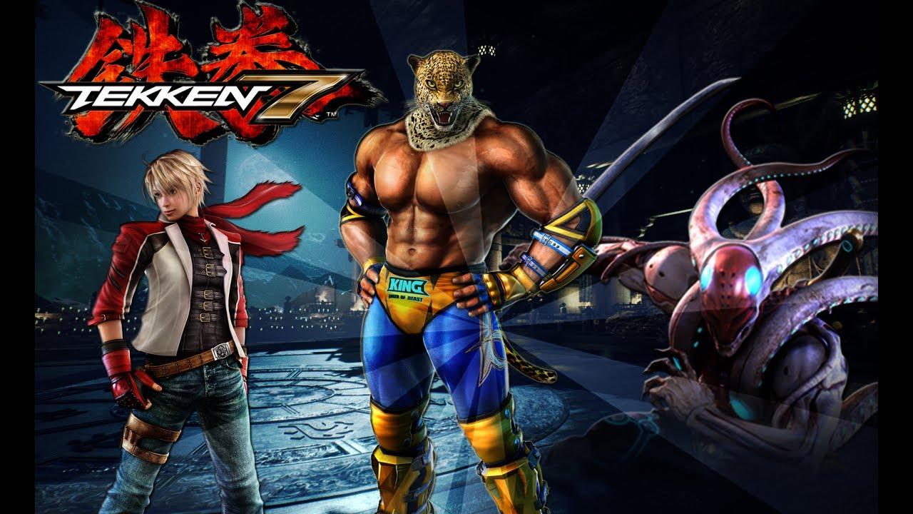 Tekken 7 Histoire Des Personnages King Leo Yoshimitsu Hd Fr