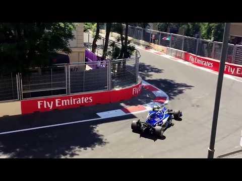 Как Баку готовится к Формуле-1