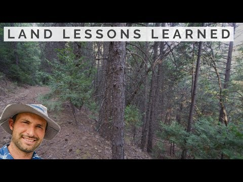 Land Lessons Learned