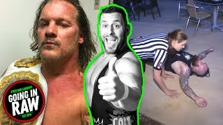 COLT CABANA SUES CM PUNK! JERICHO HEADED TO IMPACT! ALEISTER BLACK ATTACKED!? Going In Raw Podcast