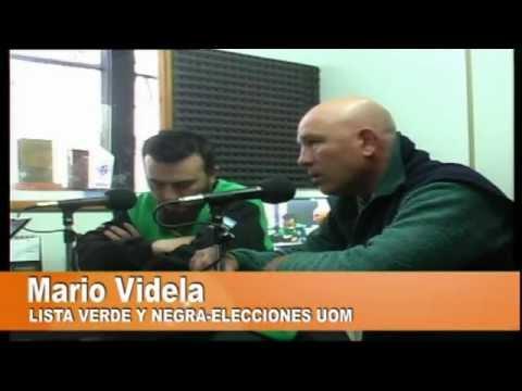 Mirada de Radio con Mariela Colombo Entrevista UOM