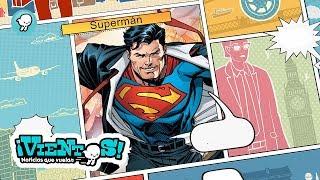 """Breves: """"Quién es el súper héroe más poderoso"""""""