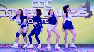151128 Misstarn cover miss A - Love Song + Breathe + Bad Girl, Good Girl @CDC COVER DANCE CONTEST