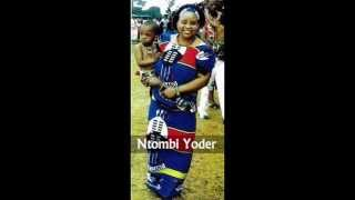 HalleluYAH, by Ntombi Yoder