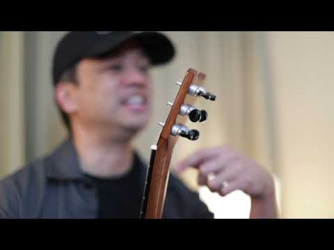 Daniel Ho Introduces 2 New Instruments