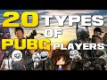 20 Types of PUBG Players (FUNNY MOMENTS and VOICE CHAT) | yo_boy_roy
