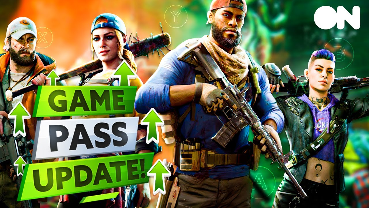 Xbox Game Pass Update | Back 4 Blood, Evil Genius 2 + MORE ARRIVING