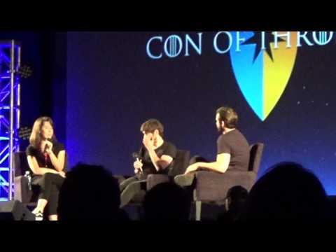 Con Of Thrones Iwan Rheon Spotlight Game of Thrones Ramsay B