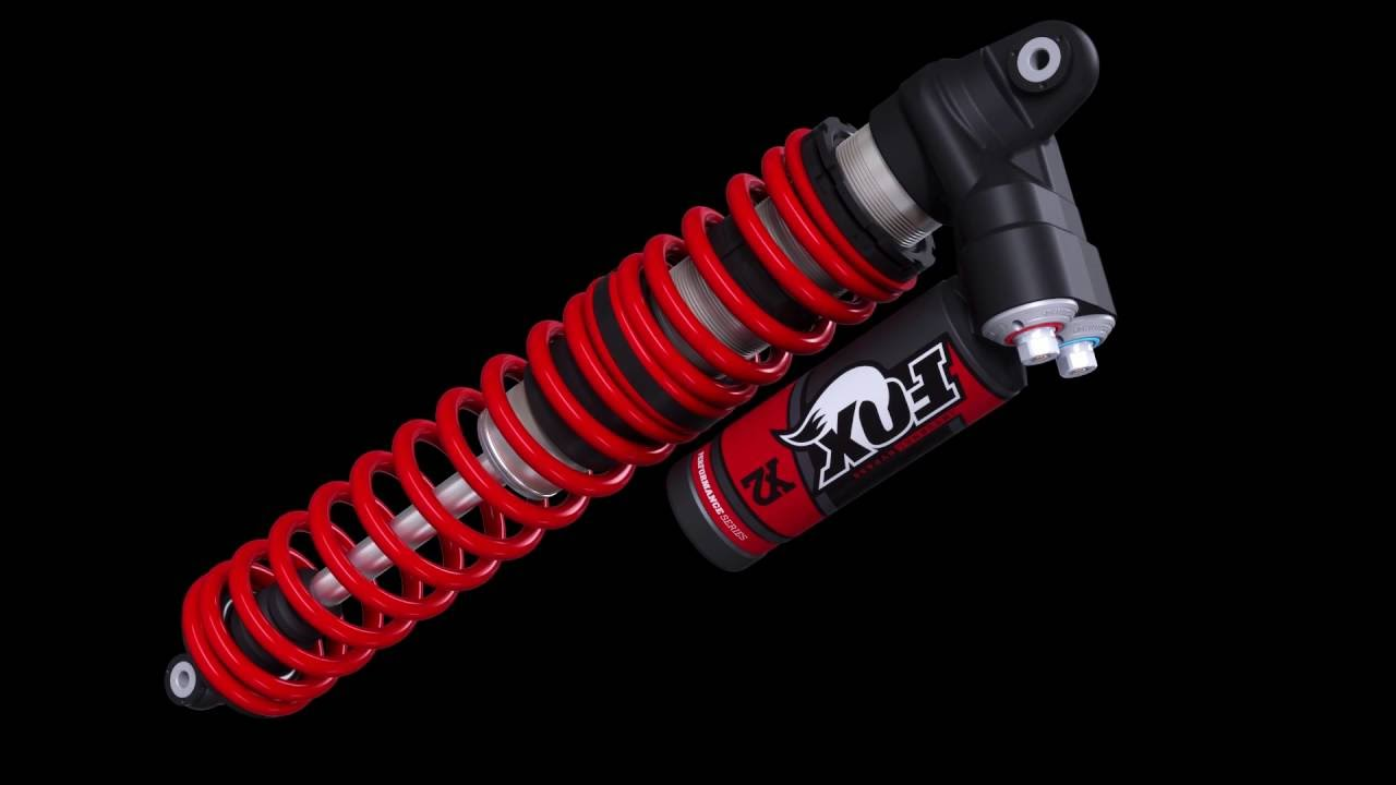 FOX Podium X2 2 5 Shocks for the Yamaha YXZ1000R SS Special Edition