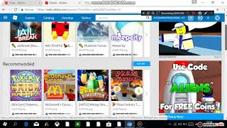 HOW TO GET FREE ROBUX NO PASTEBIN NO INSPECT! AND NO JAVASCRIPT!!!!