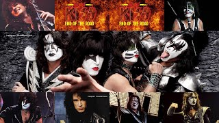 KISS - The End Of The Road - Journey Of 1000 Years