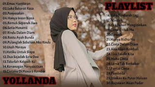 Yollanda - [ Full Album ] Lagu Pop Melayu Terbaru 2021| Syahdu paling Enak 💛