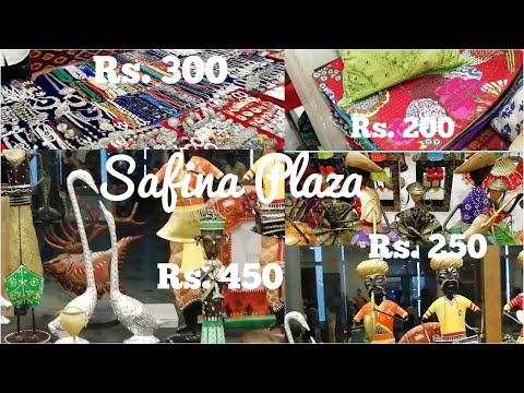 Safina Plaza latest Exhibition || Commercial street ||