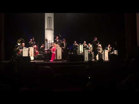"""""""Over My Shoulder"""" by Harry Woods. Performed by Max Raabe and the Palast Orchester at The Lincoln T"""