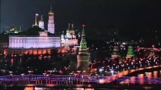 Hymn To Red October ★ KREMLIN DISTRICT AT MIDNIGHT (1080p)
