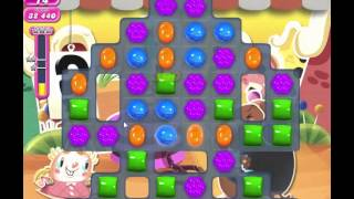 Candy Crush Saga level 688 - no boosters used!