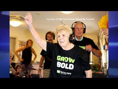 Silent Disco for Seniors?