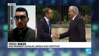 Emad Badi: French missiles at Haftar base exposes duplicity in Libya policy