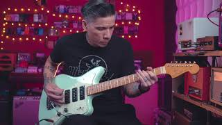 Fender Noventa Jazzmaster electric guitar   @Fender