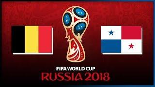 DE RODE DUIVELS!   BELGIE - PANAMA (FIFA WK 2018)