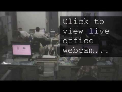 Live web feed