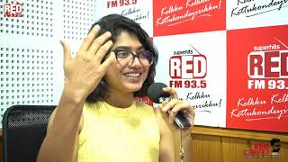 Anarkali Marikar | Uyare | Red Carpet | RJ Mike | Red FM Malayalam
