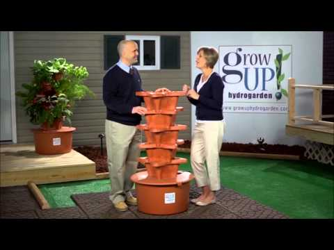 GrowUp Hydrogarden full 30 minute infomercial