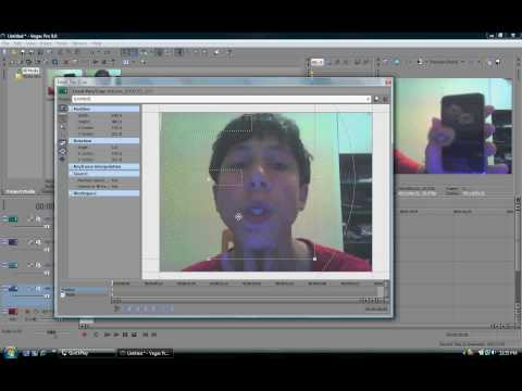 Sony Vegas 9.0 Tutorial: Annoying Orange Effect
