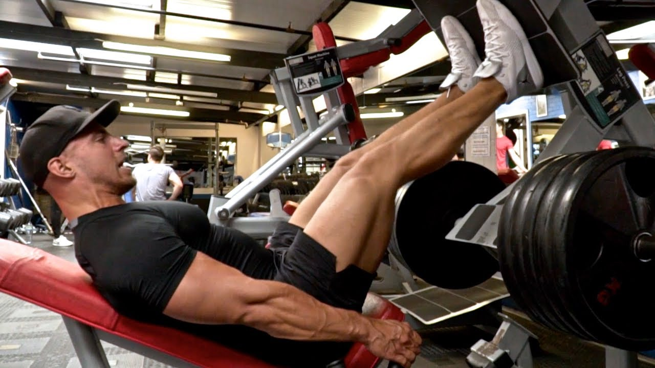 Full Quads Amp Hamstrings Workout