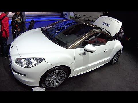 Peugeot Convertibles 2017 >> 2016 2017 Peugeot Rcz Gt Line Youtube