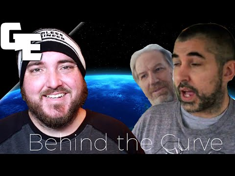 Flat Earthers Jeranism and Bob Debunk Themselves ||  Behind the Curve Review thumbnail