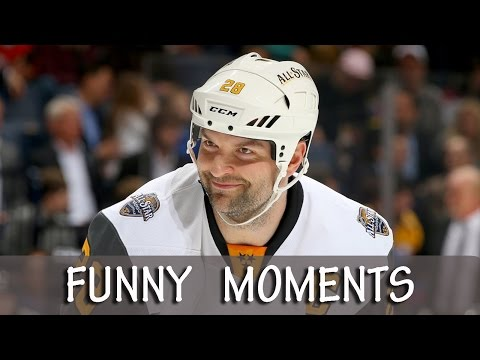 John Scott - Funny Moments [HD]
