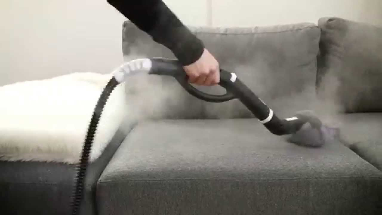 Furniture Cleaning Dupray ONE Steam Cleaner YouTube