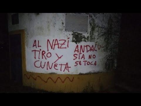 Al nazi tiro y cuneta pintadas amenazantes en la casa del torero morante de la puebla youtube - La casa del nazi ...