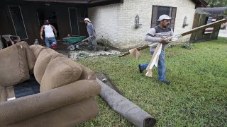 Veterans team up to rebuild Houston homes damaged by Hurricane Harvey