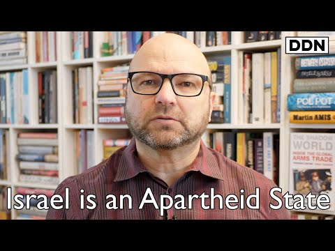 Israel Is A Racist, Apartheid State. I Should Know, I Grew Up In One   Andrew Feinstein