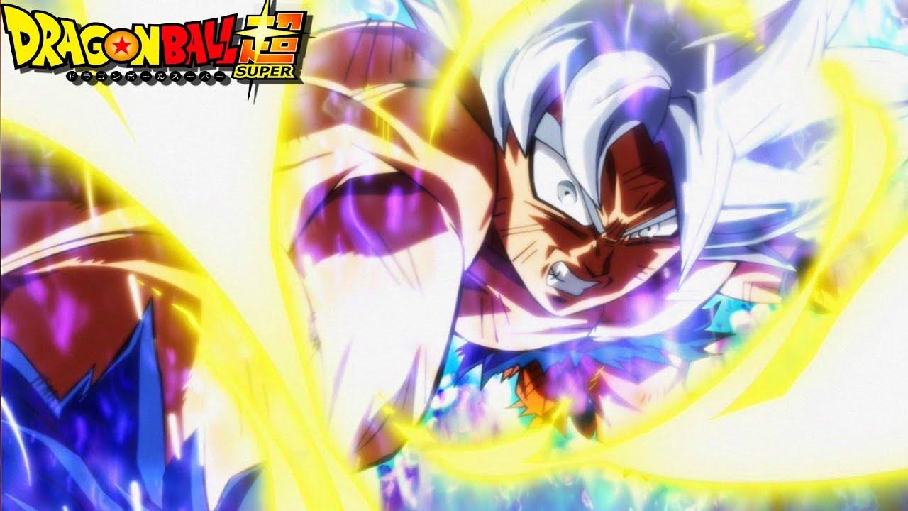 Groundbreaking Battle Ultra Instinct Goku Vs Jiren Dragon Ball