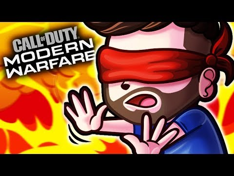 SIDE IS ACTUALLY BLIND!! - COD With The Crew!